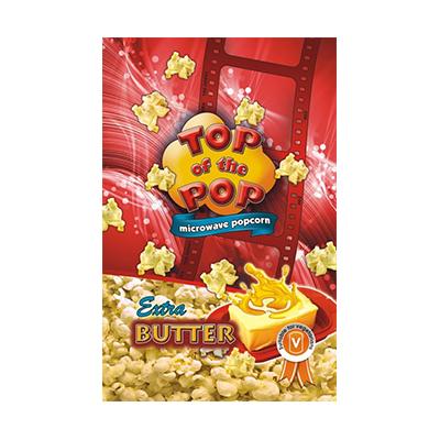Popcorn do mikrovlnky